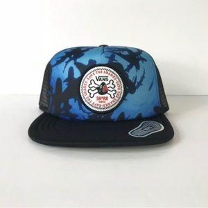 Vans x Shark Week Snapback Trucker Hat